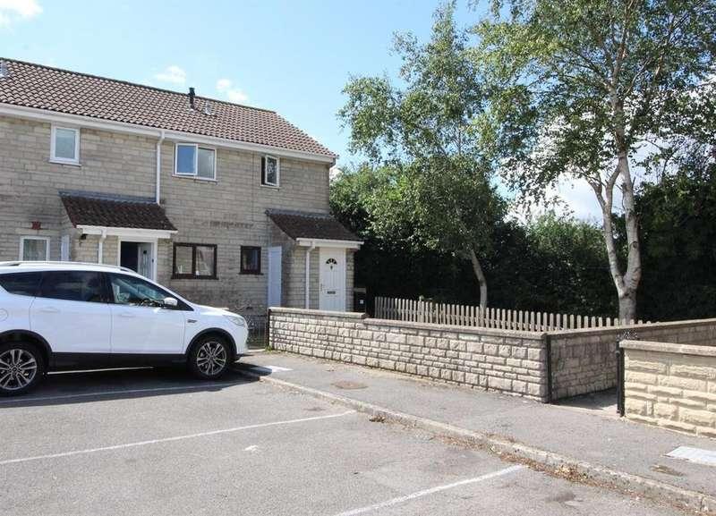 1 Bedroom Apartment Flat for sale in Mendip Close, Paulton, Bristol