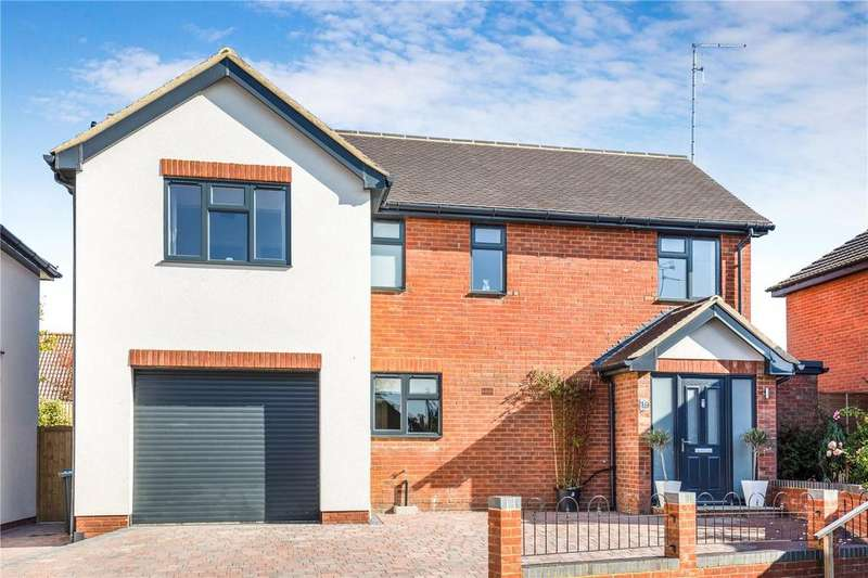 5 Bedrooms Detached House for sale in Nursery Gardens, Tring, Hertfordshire, HP23