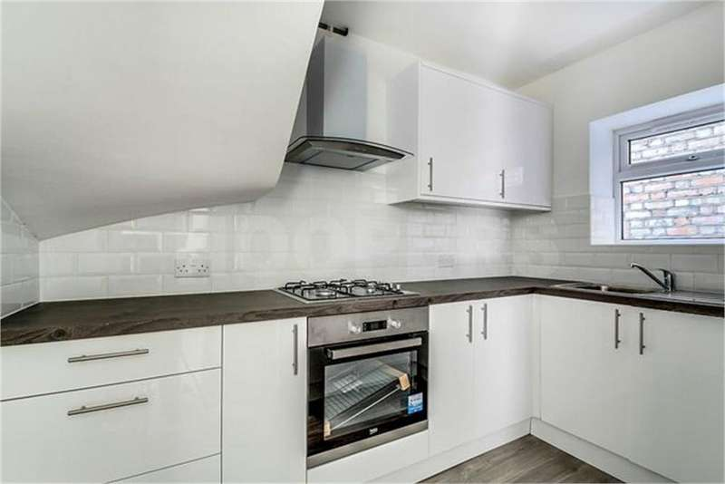 2 Bedrooms Flat for sale in Connaught Road, London