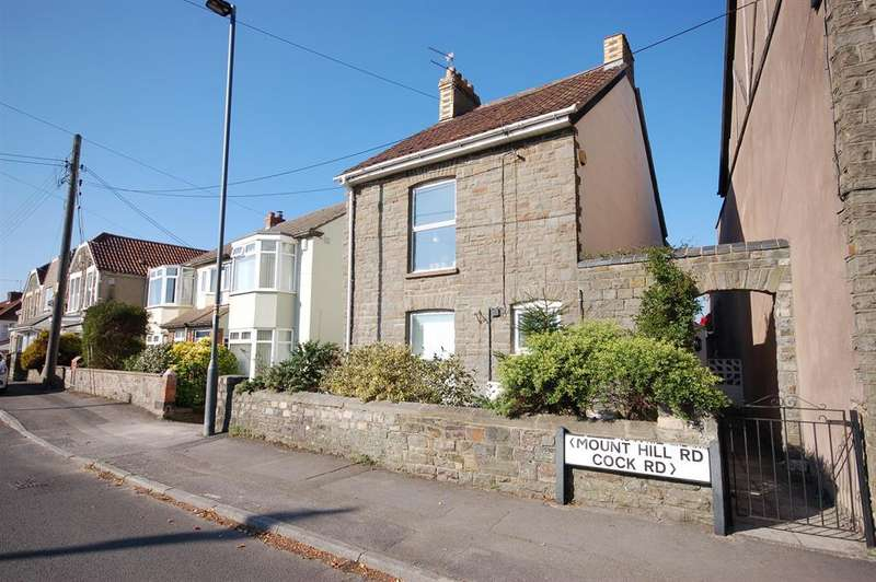 4 Bedrooms Detached House for sale in Mount Hill Road, Hanham, Bristol, BS15 9SU