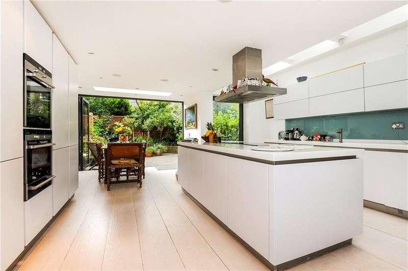 5 Bedrooms Terraced House for sale in Lynette Avenue, Clapham, SW4