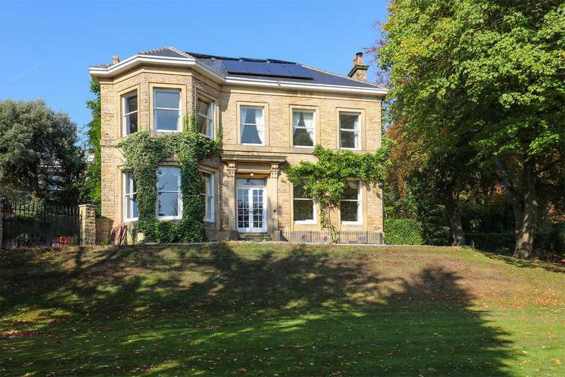6 Bedrooms Detached House for sale in Lowe House, 1 Ranmoor Crescent