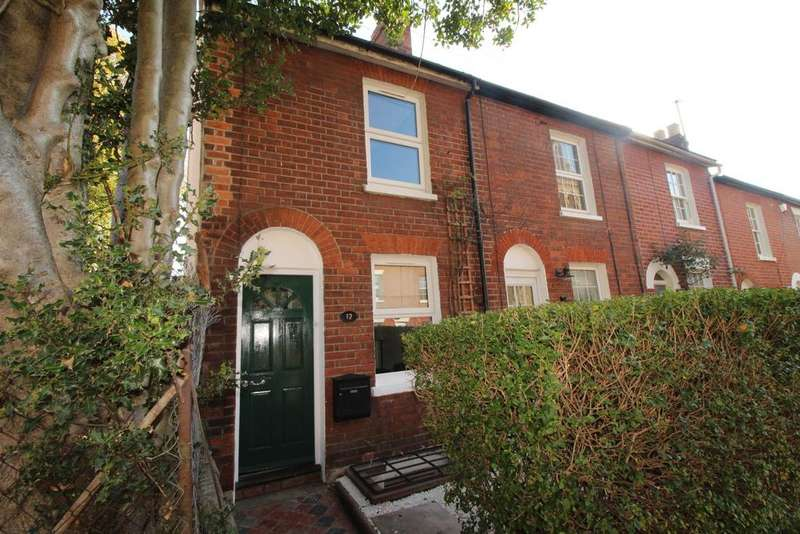 3 Bedrooms Terraced House for sale in St Johns Road, Reading, RG1 4EB