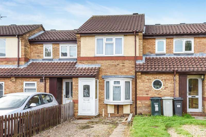 2 Bedrooms Terraced House for sale in College Close, Horncastle, Lincs, LN9 6BZ