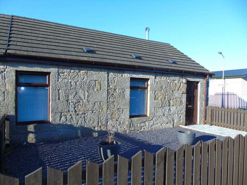 2 Bedrooms Cottage House for sale in Main Street, Salsburgh, Shotts, North Lanarkshire