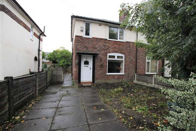 2 Bedrooms Semi Detached House for sale in Lowndes Street, Heaton, Bolton