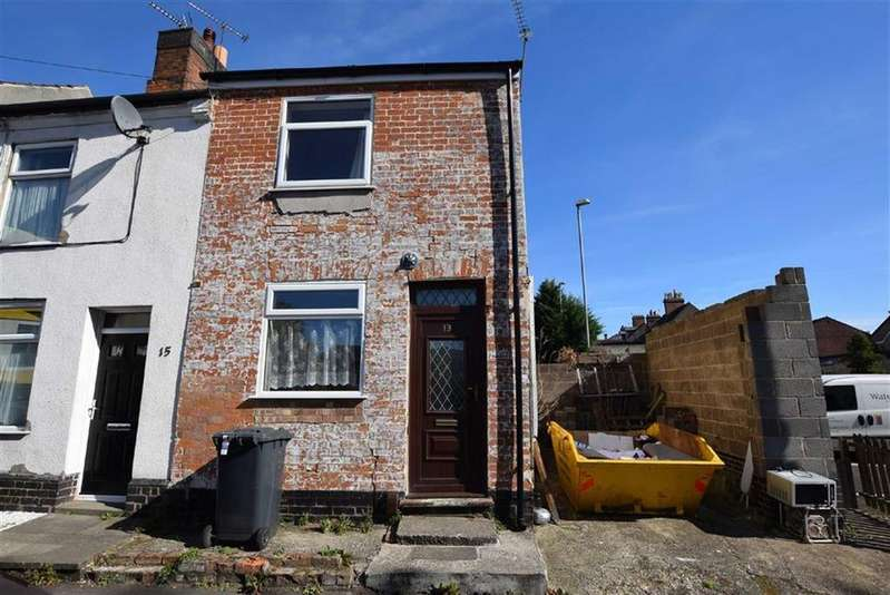 2 Bedrooms End Of Terrace House for sale in Druid Street, Hinckley, Leicestershire