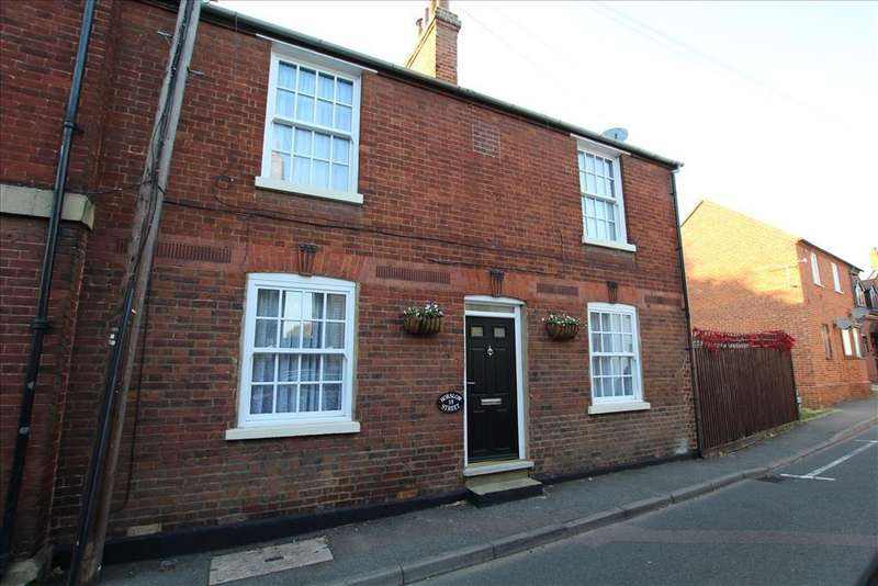 3 Bedrooms End Of Terrace House for sale in Horslow Street, Potton, Sandy, SG19