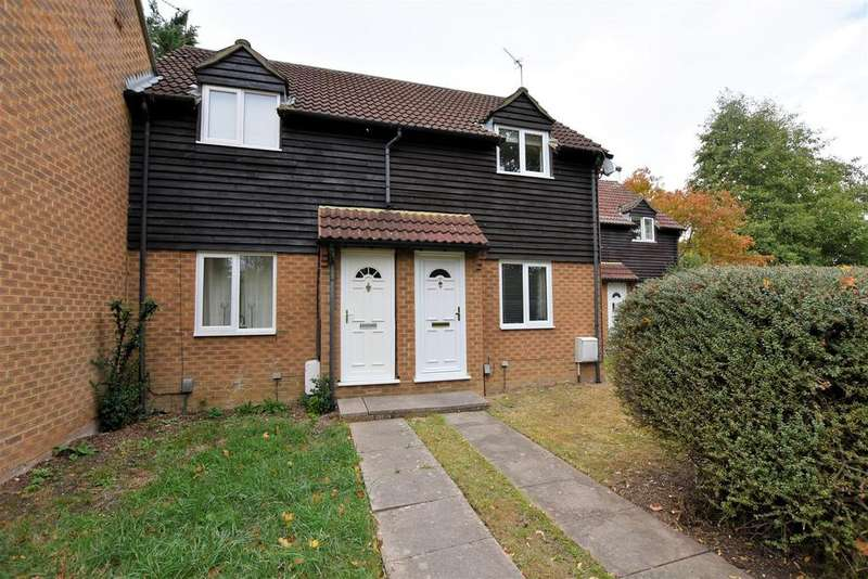 2 Bedrooms Terraced House for sale in Myton Walk, Theale, Reading