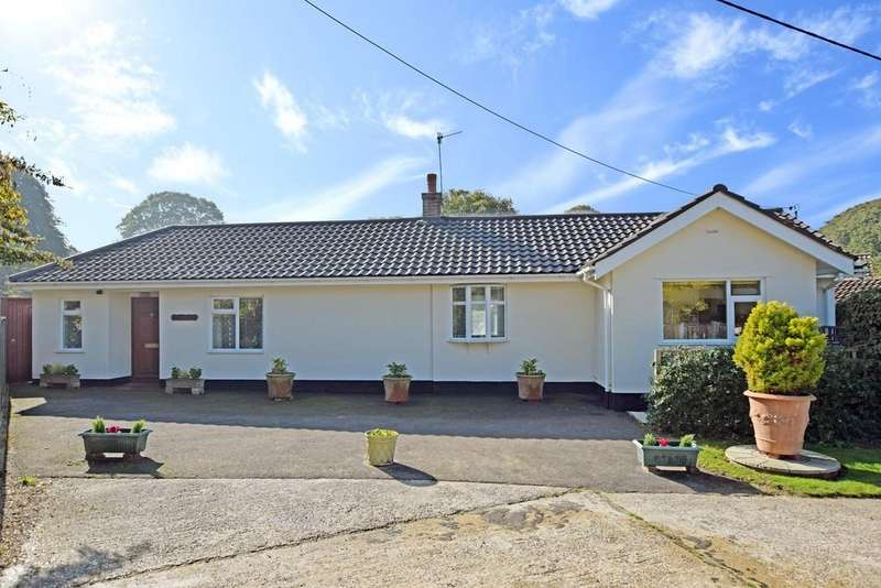 3 Bedrooms Detached Bungalow for sale in Priors Way, Aldeburgh