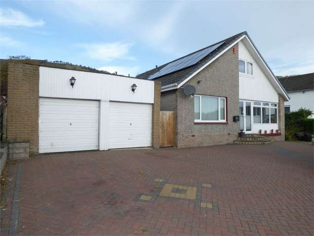 5 Bedrooms Detached House for sale in Ramsay Crescent, Burntisland, Fife