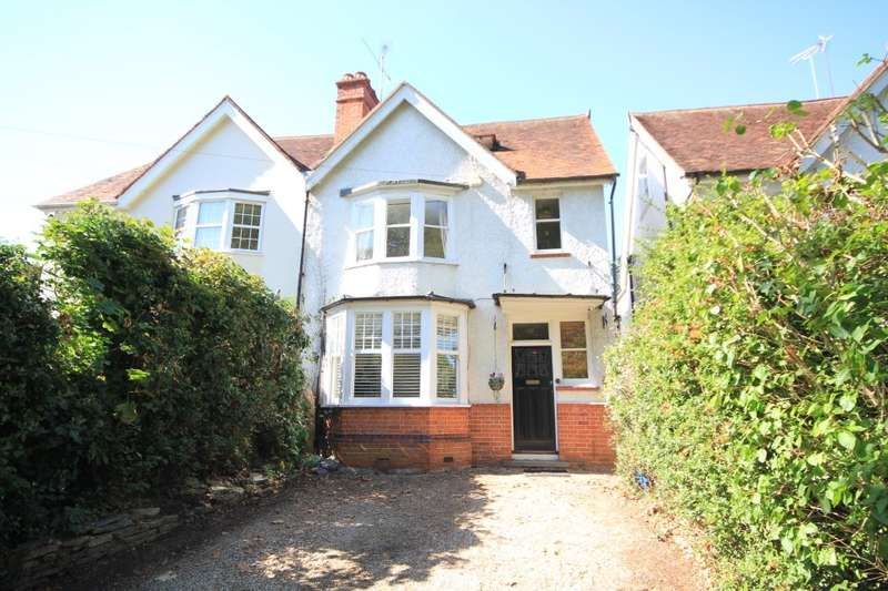 5 Bedrooms Semi Detached House for sale in Kendrick Road, Reading, RG1