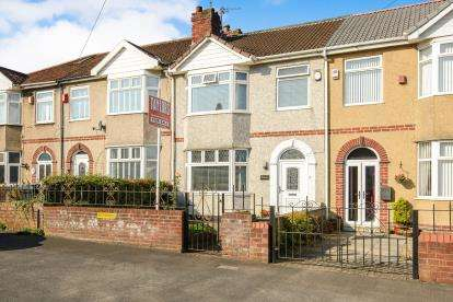 4 Bedrooms Terraced House for sale in Thicket Road, Fishponds, Bristol