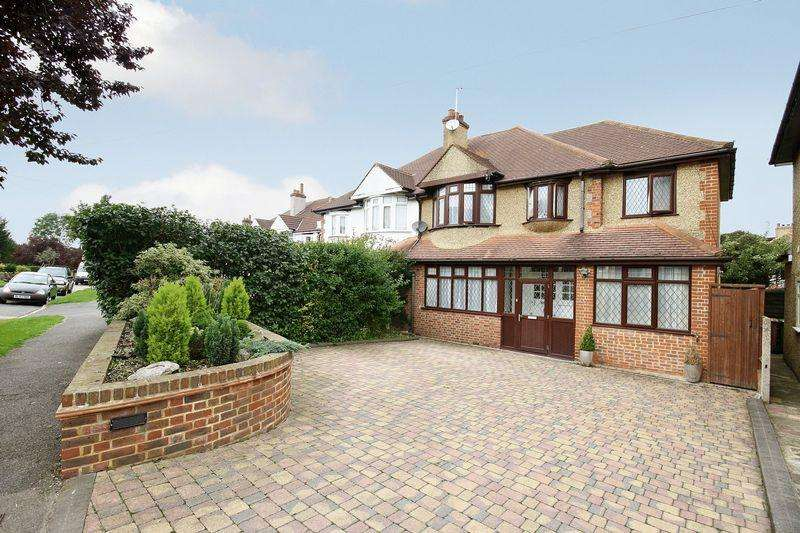 4 Bedrooms Semi Detached House for sale in CARSHALTON BEECHES