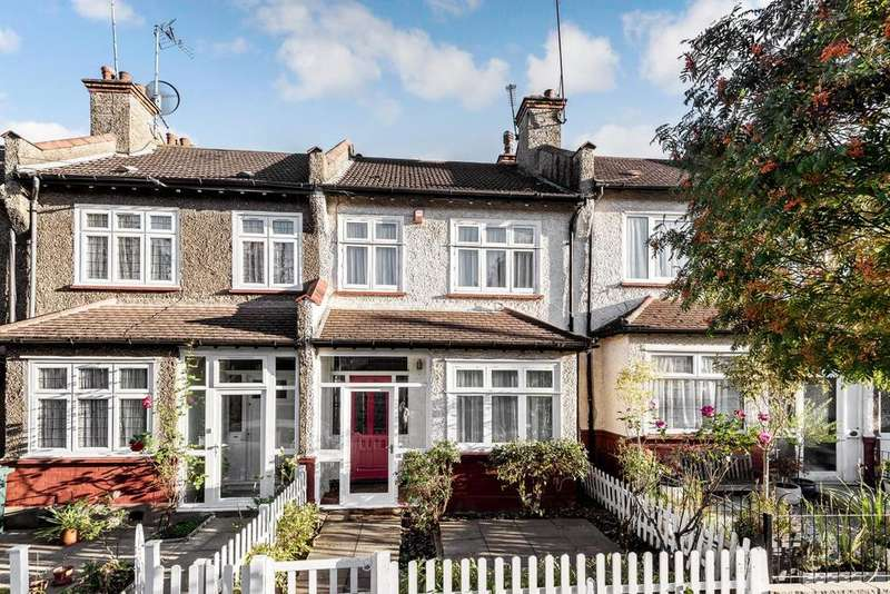 2 Bedrooms Terraced House for sale in Marne Avenue, New Southgate