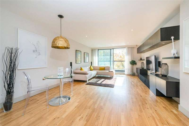 1 Bedroom Flat for sale in Stockholm Apartments, 86 Chalk Farm Road, London