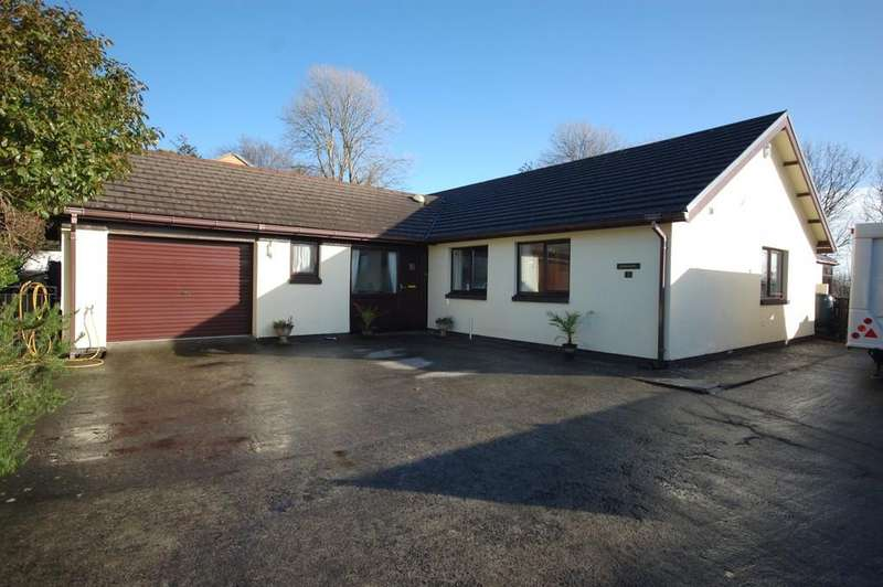 3 Bedrooms Detached Bungalow for sale in Churchill Park, Jeffreyston