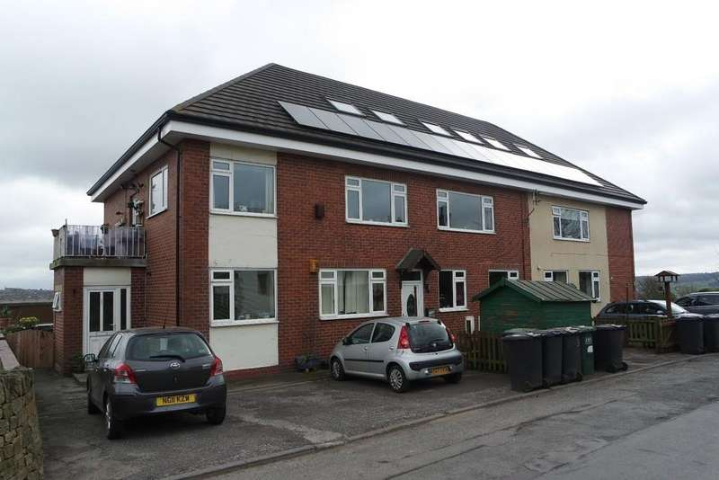 2 Bedrooms Semi Detached House for sale in Crossley Lane, Mirfield