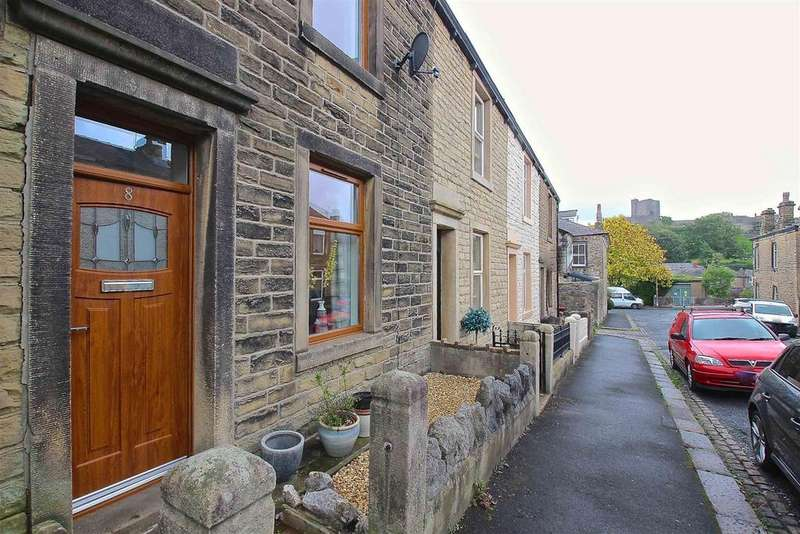 2 Bedrooms Terraced House for sale in Montague Street, Clitheroe