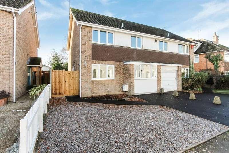 3 Bedrooms Semi Detached House for sale in Victoria Terrace, Cheltenham