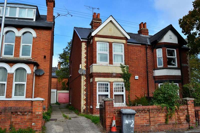 5 Bedrooms Semi Detached House for sale in Culver Road, Reading, Berkshire, RG6 1QA