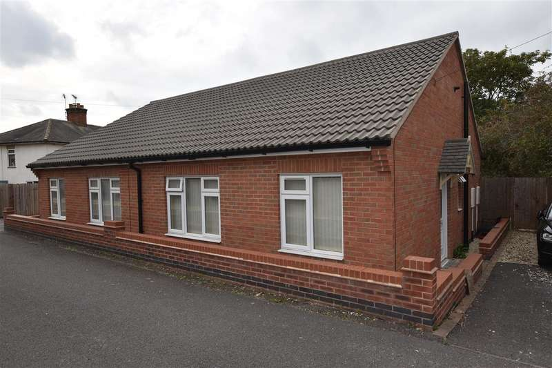 2 Bedrooms Bungalow for sale in Ratcliffe Road, Sileby