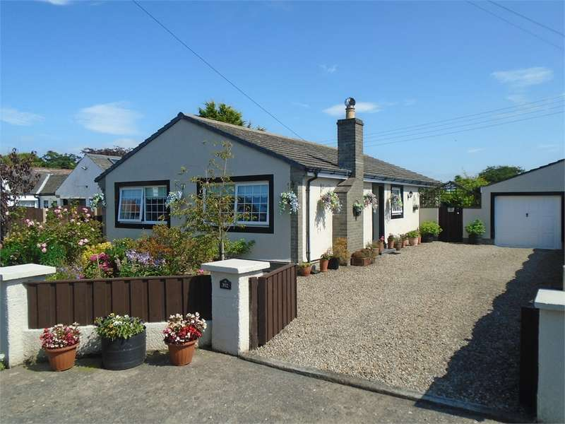 3 Bedrooms Detached Bungalow for sale in CA7 4QU Skinburness Road, Skinburness, Silloth, Cumbria