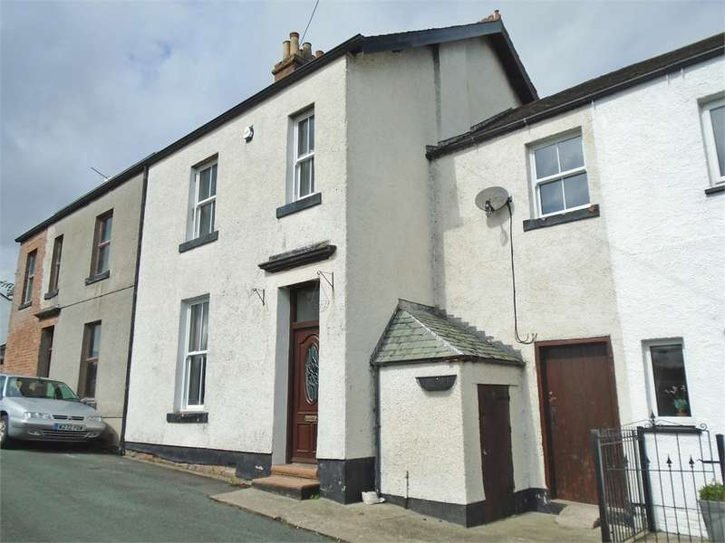 5 Bedrooms Terraced House for sale in CA7 9AS Laurel Terrace, Wigton, Cumbria