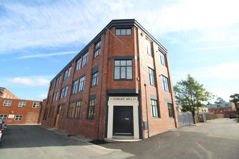 2 Bedrooms Flat for sale in Hatter Street, Congleton, CW12