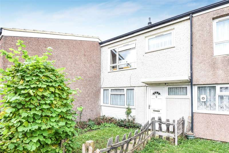 2 Bedrooms Terraced House for sale in Helmsdale Close, Reading, Berkshire, RG30