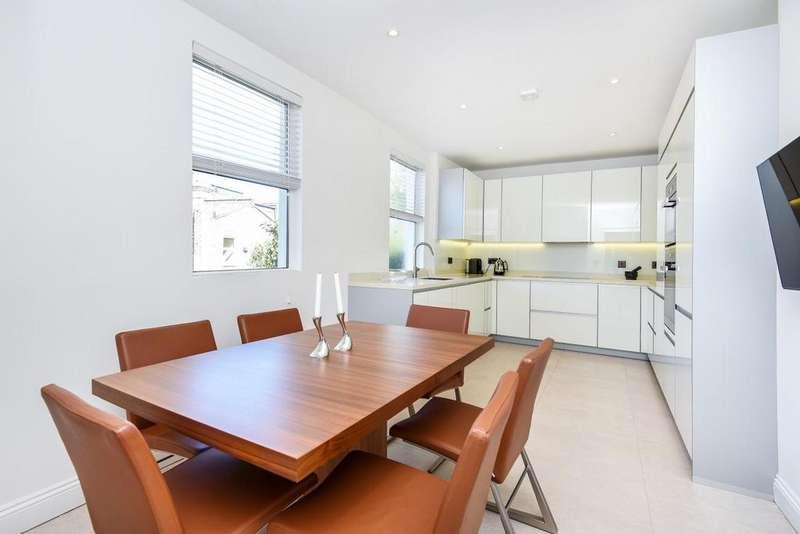 3 Bedrooms Maisonette Flat for sale in Duntshill Road, Earlsfield