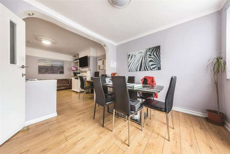 6 Bedrooms Terraced House for sale in Tankerville Road, SW16