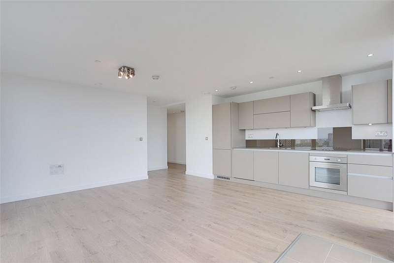 2 Bedrooms Flat for sale in Stratosphere Tower, 55 Great Eastern Road, London, E15