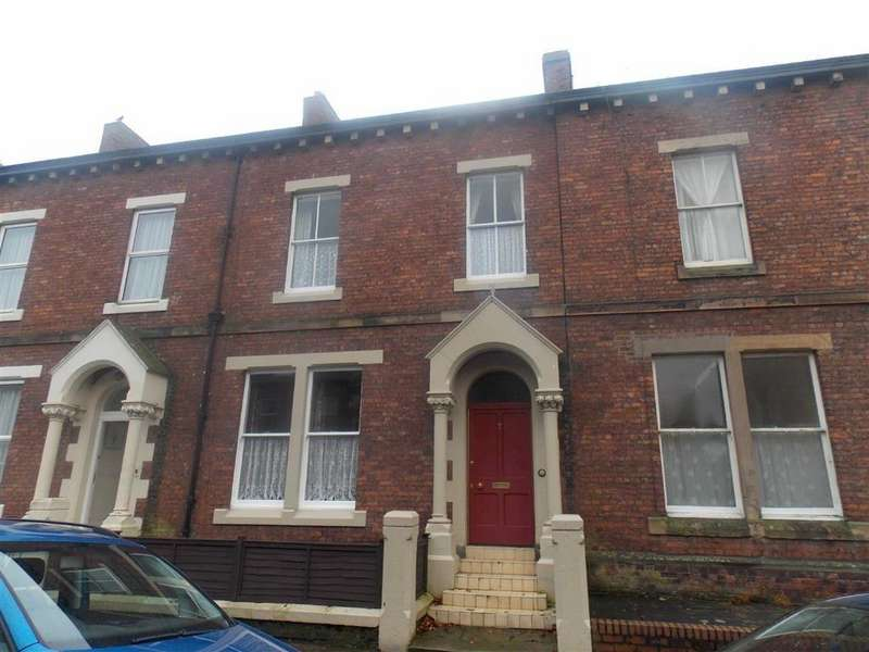6 Bedrooms End Of Terrace House for sale in Hartington Place, Carlisle, Carlisle