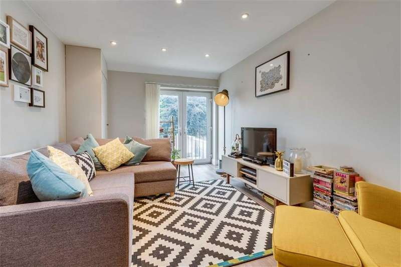 2 Bedrooms Flat for sale in Linden Road, Westbury Park