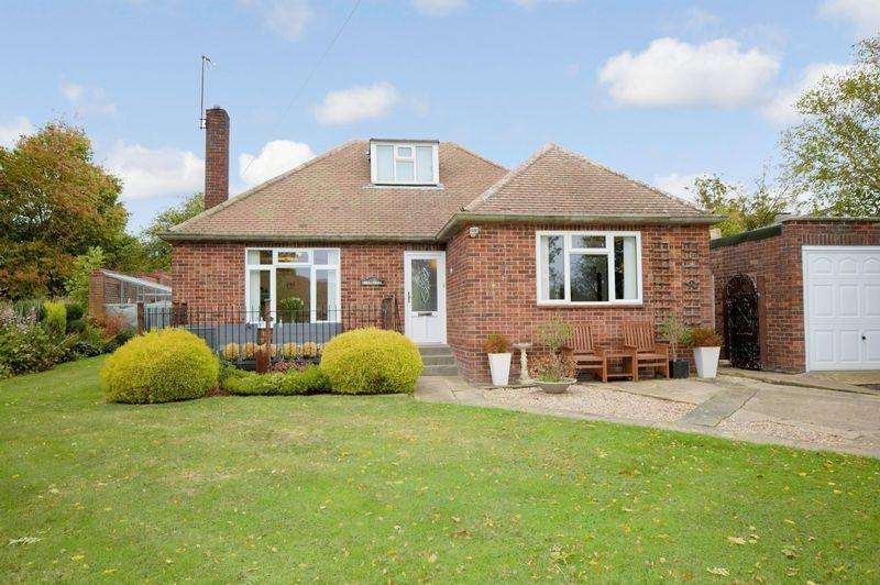 2 Bedrooms Detached Bungalow for sale in Holdingham, Sleaford, NG34
