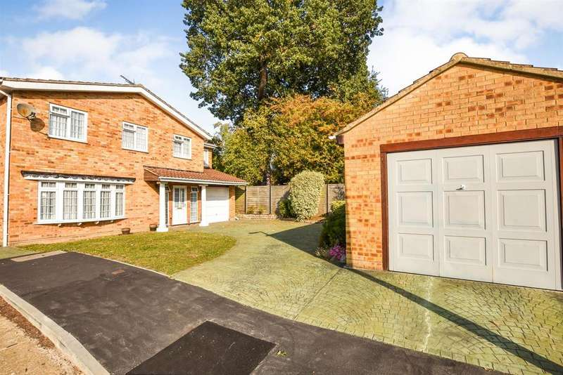 5 Bedrooms House for sale in Edwin Hall View, South Woodham Ferrers