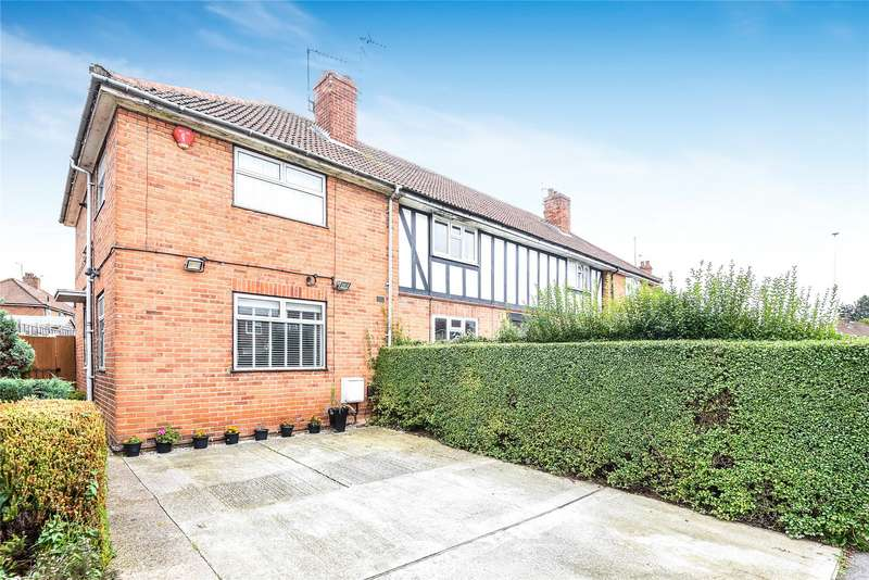 2 Bedrooms End Of Terrace House for sale in Yelverton Road, Reading, Berkshire, RG2