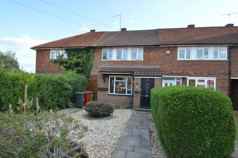 3 Bedrooms Terraced House for sale in Morrice Close, Langley, SL3