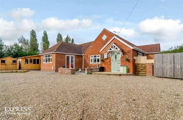 4 Bedrooms Detached Bungalow for sale in Everingtons Lane, Skegness, Lincolnshire