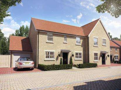 3 Bedrooms Detached House for sale in Biggleswade, Bedfordshire