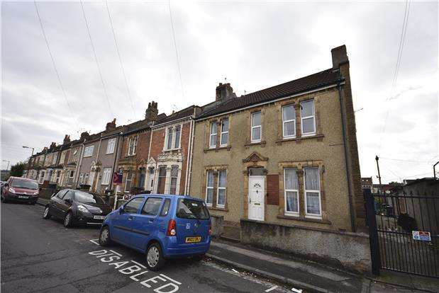 3 Bedrooms End Of Terrace House for sale in Bartletts Road, Bedminster, Bristol, BS3 3PL