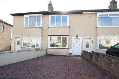 2 Bedrooms Terraced House for sale in Wallace Road, Renfrew