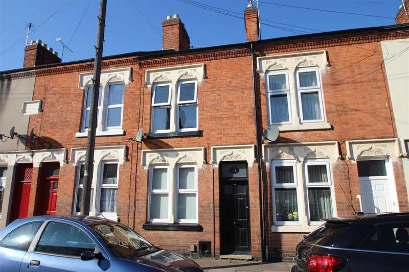 2 Bedrooms Terraced House for sale in Lord Byron Street, Knighton Fields