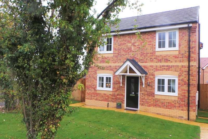 3 Bedrooms Detached House for sale in Hackthorn Road