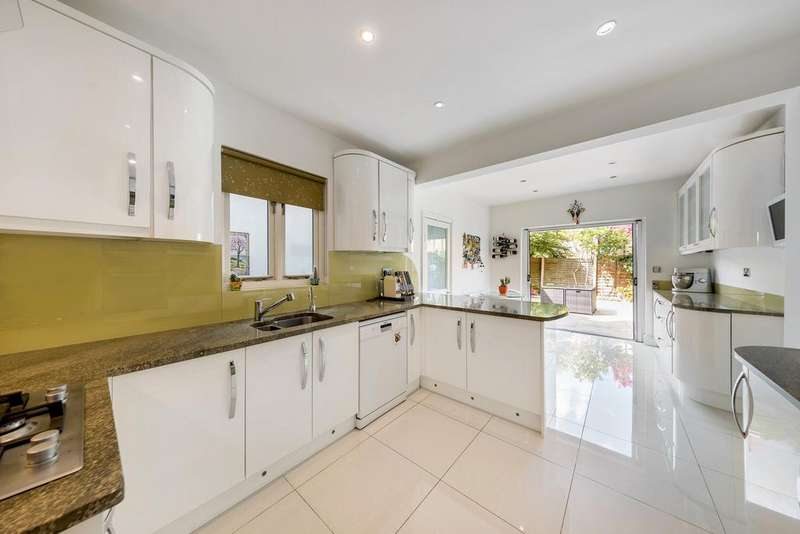 4 Bedrooms House for sale in Petley Road, Hammersmith, London