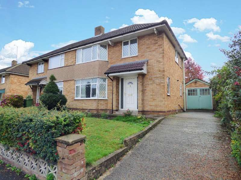 3 Bedrooms Semi Detached House for sale in Belmont Road, Hereford