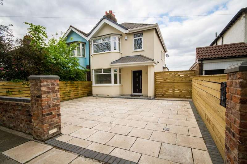 3 Bedrooms Semi Detached House for sale in Childwall Road, Liverpool, L15
