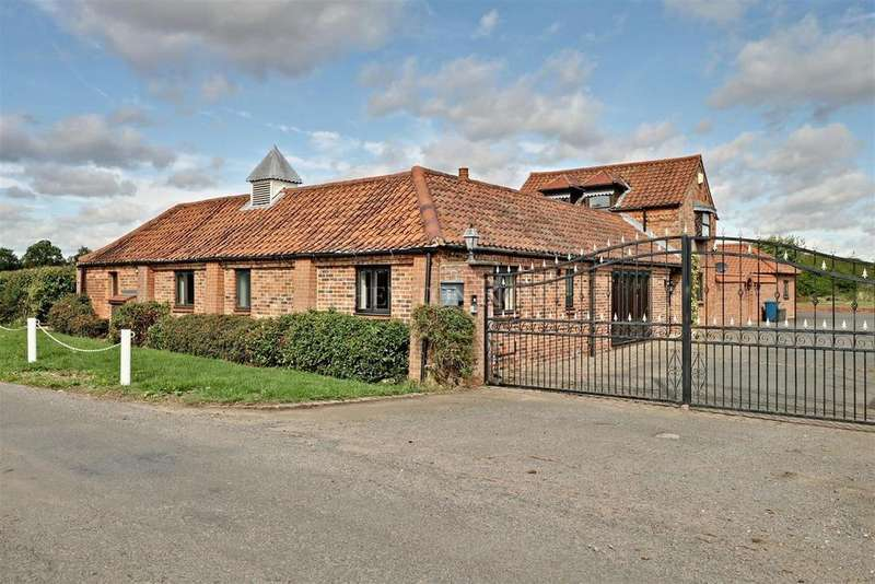 5 Bedrooms Detached House for sale in Screveton, Nottingham, Nottinghamshire