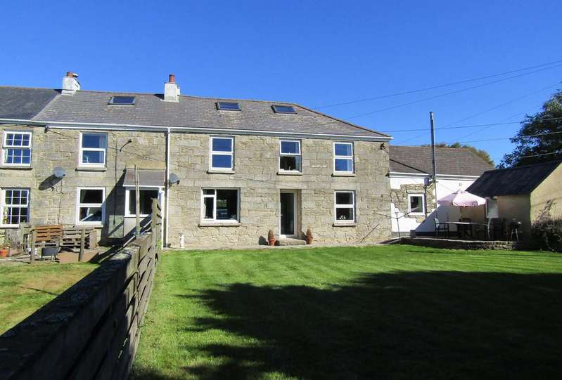 6 Bedrooms Equestrian Facility Character Property for sale in Established Equestrian Business, Trannack, Helston TR13